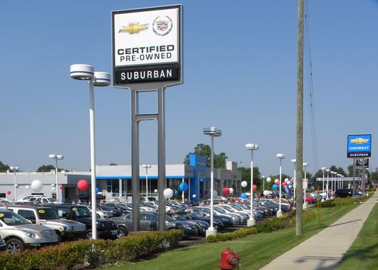 suburban chevrolet cadillac car dealership in ann arbor mi 48103 kelley blue book. Black Bedroom Furniture Sets. Home Design Ideas