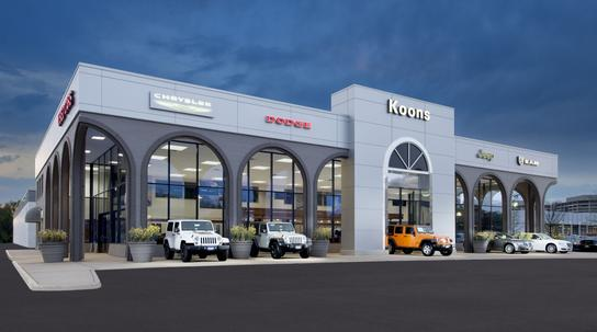 Koons Chrysler Dodge Jeep Ram
