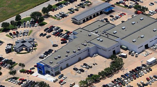 Vandergriff Chevrolet Car Dealership In Arlington Tx