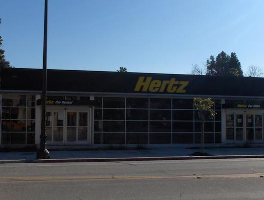 Hertz Car Sales Pasadena