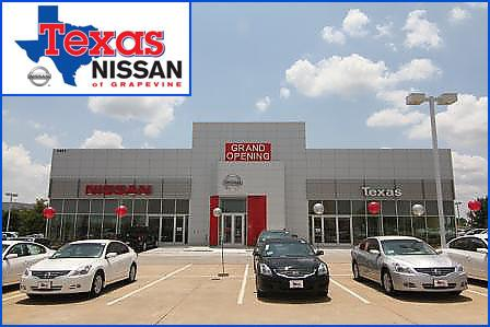 Texas Nissan of Grapevine 2