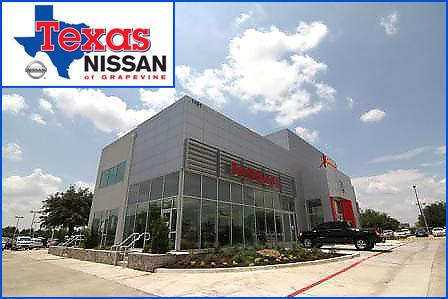 Texas Nissan of Grapevine 1