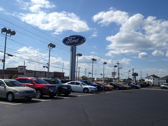 first ford car dealership in fall river, ma 02721 | kelley blue book