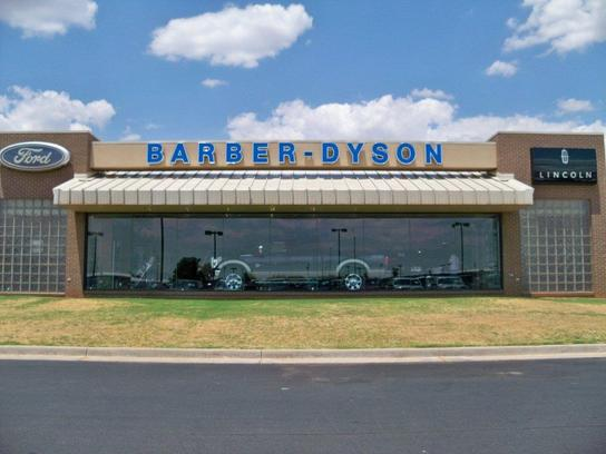 Barber Dyson Ford Lincoln 3