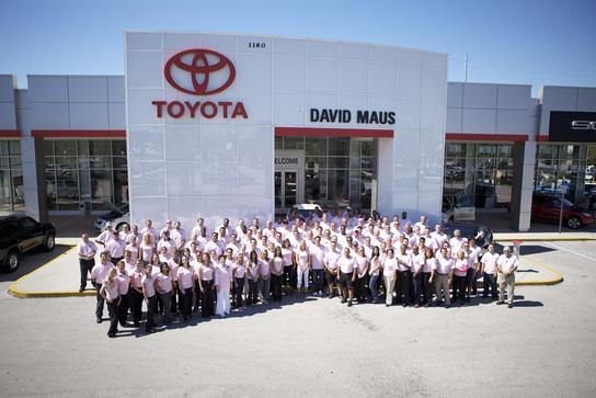 Nice David Maus Toyota