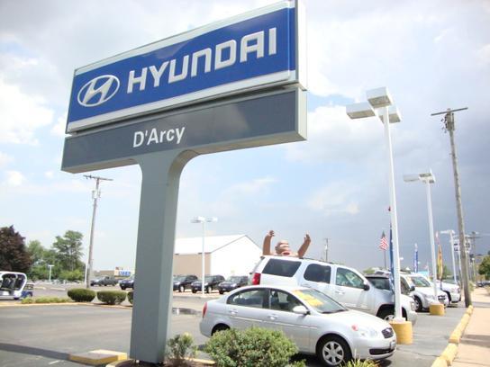 D 39 arcy hyundai car dealership in joliet il 60435 6430 for D arcy motors joliet