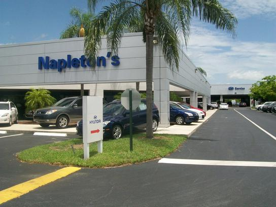 Napleton's North Palm Hyundai 1