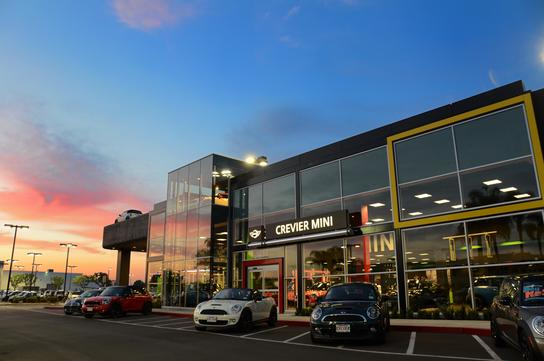 crevier mini car dealership in santa ana ca 92705 4743 kelley blue book. Black Bedroom Furniture Sets. Home Design Ideas