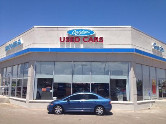 Garcia Honda car dealership in Albuquerque, NM 87110 | Kelley Blue