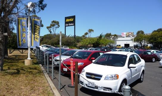 Hertz Car Sales South San Francisco