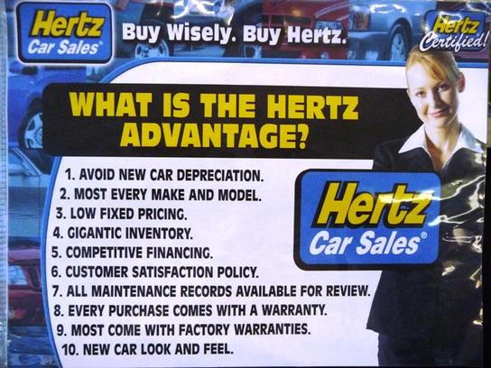 Hertz Car Sales Santa Clara 1