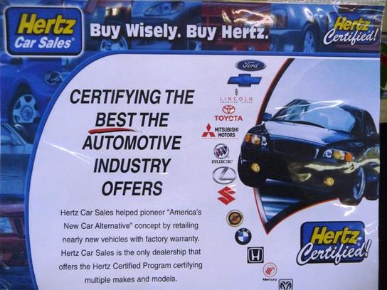 Hertz Car S Santa Clara Dealership In Ca 95051 Kelley Blue Book