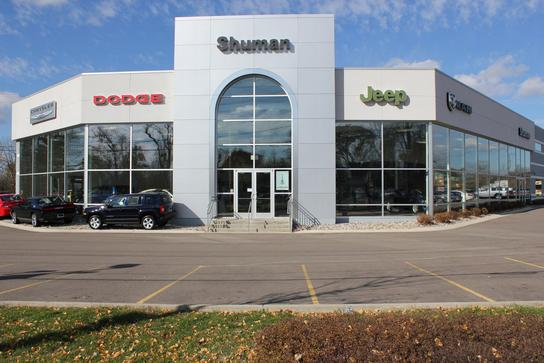 Shuman Chrysler Dodge Jeep Ram