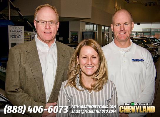 Mcgrath Cedar Rapids >> Pat Mcgrath Chevyland Car Dealership In Cedar Rapids Ia