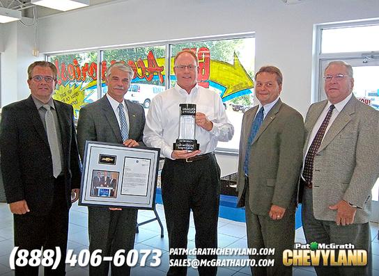 Pat Mcgrath Cedar Rapids >> Pat Mcgrath Chevyland Car Dealership In Cedar Rapids Ia