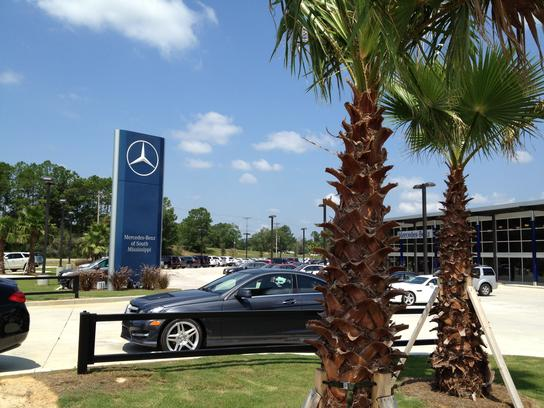 Mercedes-Benz of South Mississippi 1