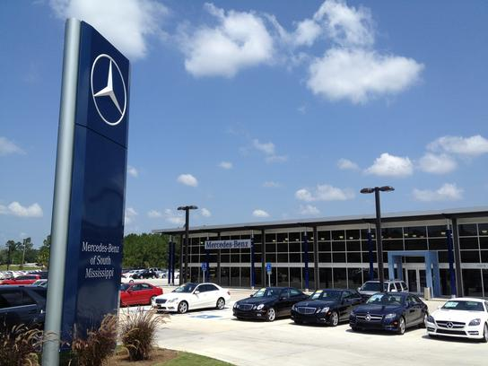 Mercedes-Benz of South Mississippi 3