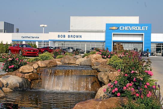 Bob Brown Chevrolet Car Dealership In Urbandale Ia 50322 1317
