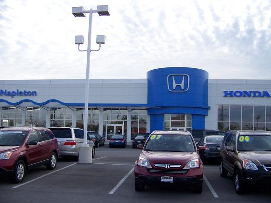 Perfect Ed Napleton River Oaks Honda