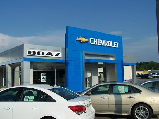 Chevrolet of Boaz 2