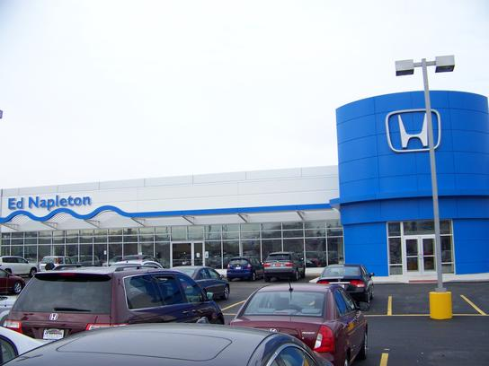 Ed Napleton Honda >> Ed Napleton Honda Car Dealership In Oak Lawn Il 60453 Kelley Blue