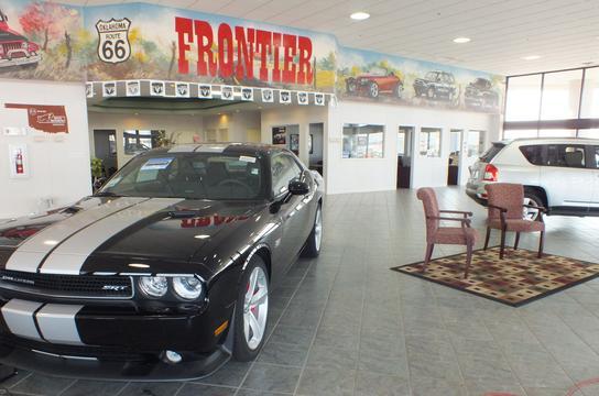 Frontier Chrysler Dodge Jeep car dealership in El Reno, OK ...