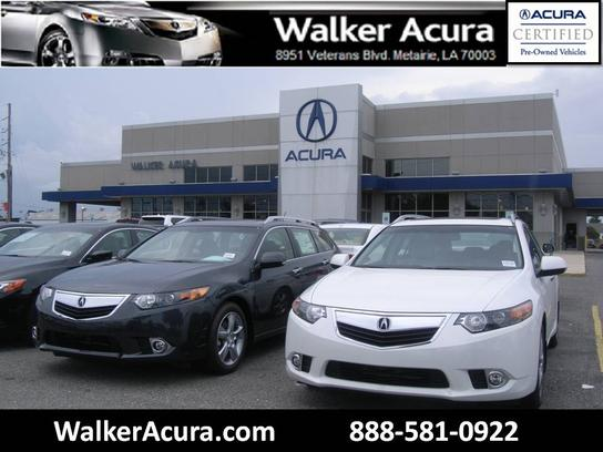 Walker Acura car dealership in Metairie, LA 70003-5293 | Kelley Blue