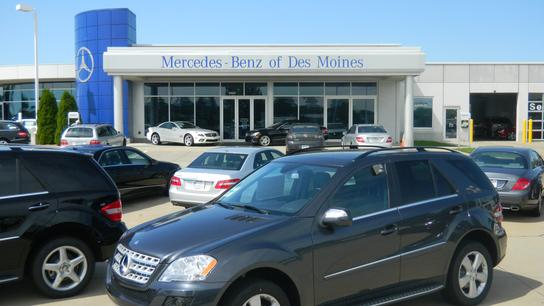 mercedes benz of des moines car dealership in urbandale ia 50322 kelley blue book mercedes benz of des moines car