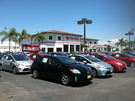 Capistrano Toyota Car Dealership In San Juan Ca 92675 Kelley Blue Book