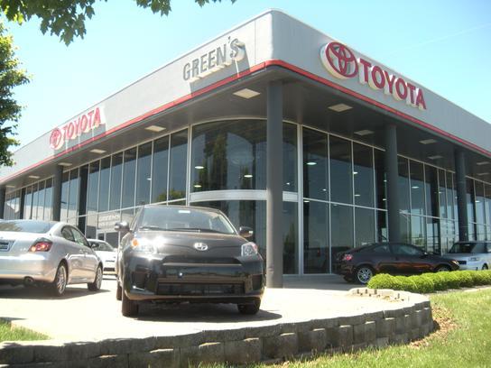 Greenu0027s Toyota Of Lexington