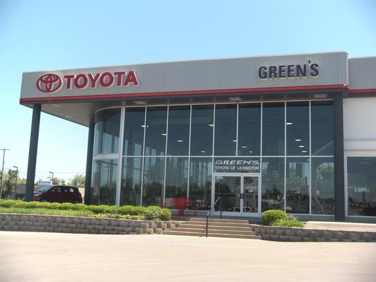 Greenu0027s Toyota Of Lexington Car Dealership In Lexington, KY 40505   Kelley  Blue Book
