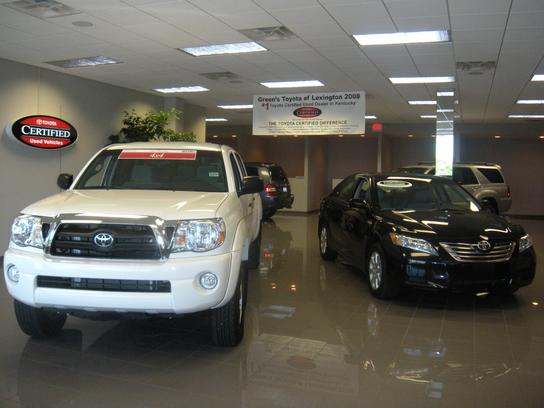 Captivating Greenu0027s Toyota Of Lexington Car Dealership In Lexington, KY 40505   Kelley  Blue Book
