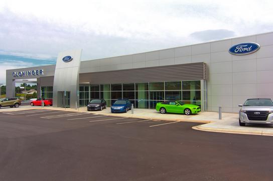 Cloninger Ford Of Hickory Car Dealership In Hickory Nc 28602