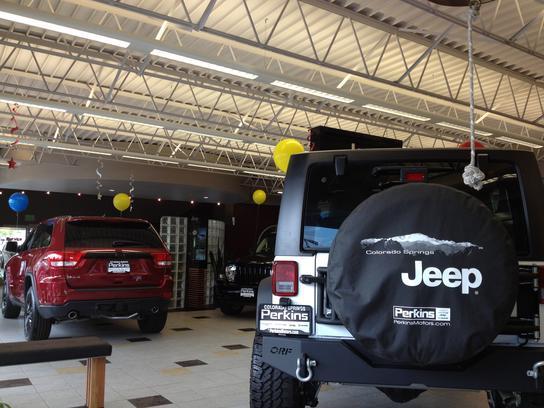 Perkins Motors Car Dealership In Colorado Springs, CO