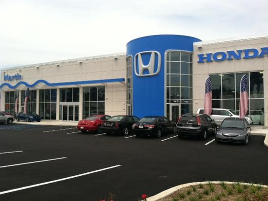 Martin Honda Newark De >> Kelley Blue Book