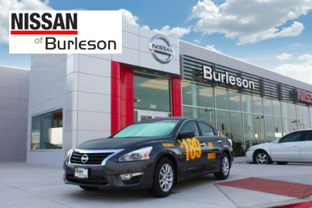 Nissan Of Burleson >> Car Dealership Specials At Burleson Nissan In Burleson Tx 76028