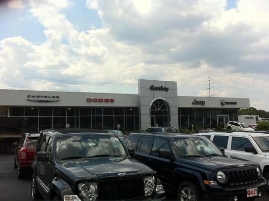 Ganley Chrysler Jeep Dodge of Bedford car dealership in Bedford, OH