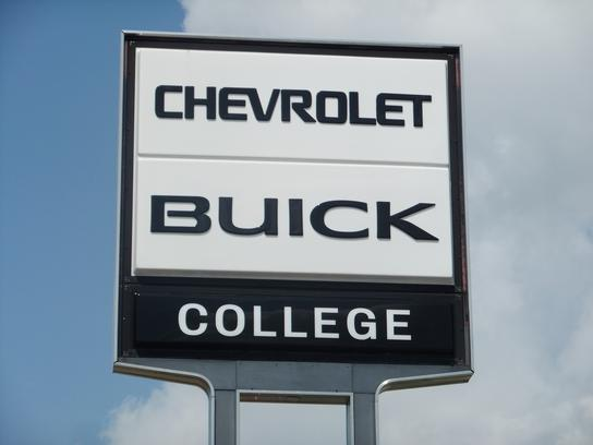 College Chevrolet Buick 1