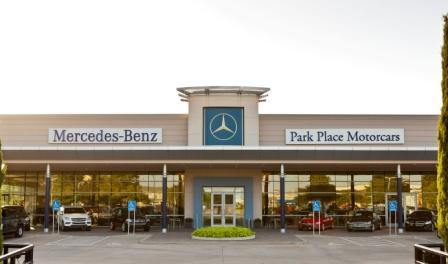 Park Place Motorcars Fort Worth, a Mercedes-Benz Dealer 1