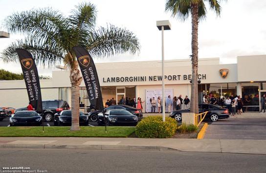 ... Lamborghini Newport Beach 3