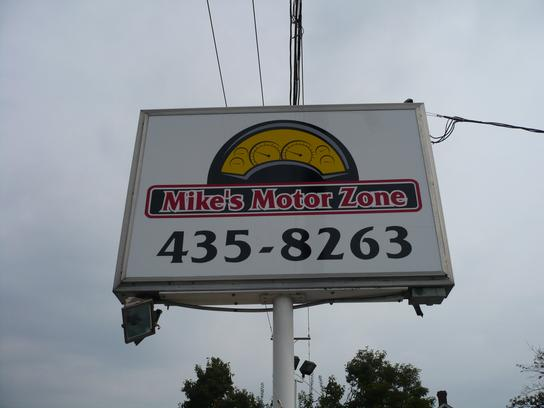 Mike's Motor Zone