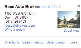 Rees Auto Brokers 1
