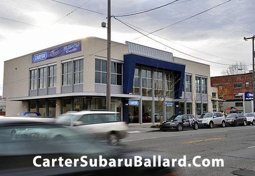 Subaru Dealership Seattle >> Carter Subaru Ballard Car Dealership In Seattle Wa 98107 Kelley