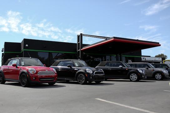 East Bay Mini >> East Bay Mini Car Dealership In Pleasanton Ca 94588