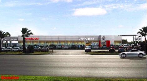 Bert Ogden Nissan >> Bert Ogden Nissan Car Dealership In Mcallen Tx 78502 Kelley Blue Book