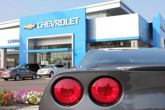 Serra Chevrolet Car Dealership In Southfield Mi 48034