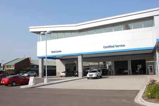 Serra Chevrolet Car Dealership In Southfield, MI 48034 | Kelley Blue Book