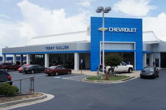 Terry Cullen Southlake Chevrolet car dealership in MORROW