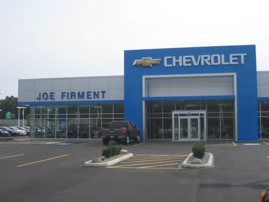 Joe Firment Chevrolet >> Joe Firment Chevrolet car dealership in AVON, OH 44011 ...