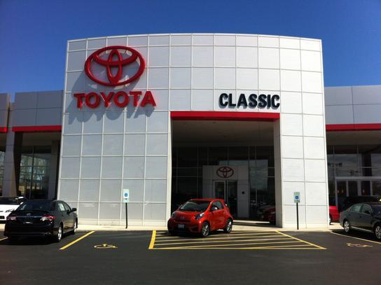 Classic Toyota Waukegan >> Classic Toyota Car Dealership In Waukegan Il 60085 Kelley